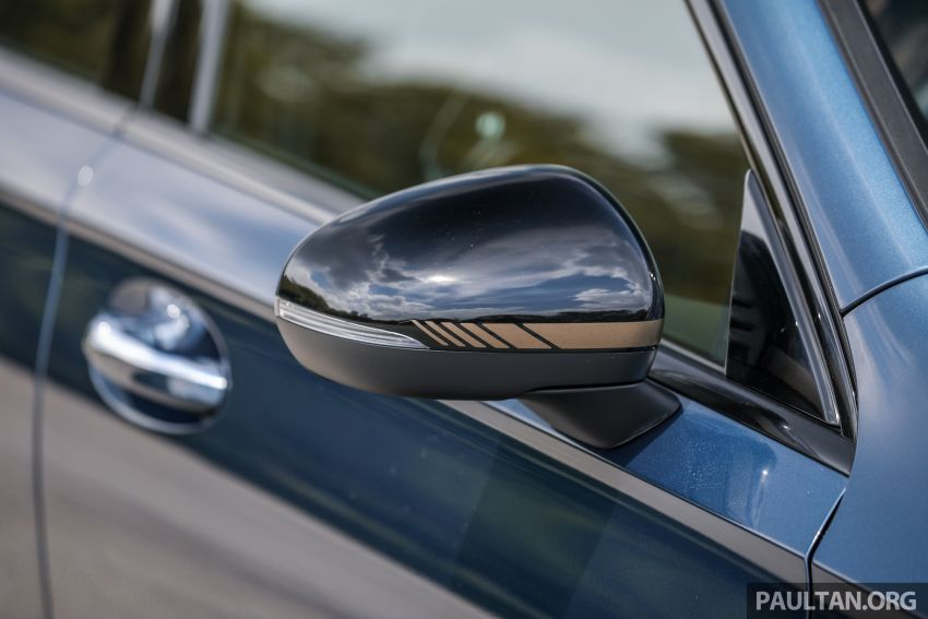 GALERI: Mercedes-AMG A35 4Matic Edition 1 W177 — harga dari RM367k, 2.0L turbo, 306 PS / 400 Nm Image #1158816