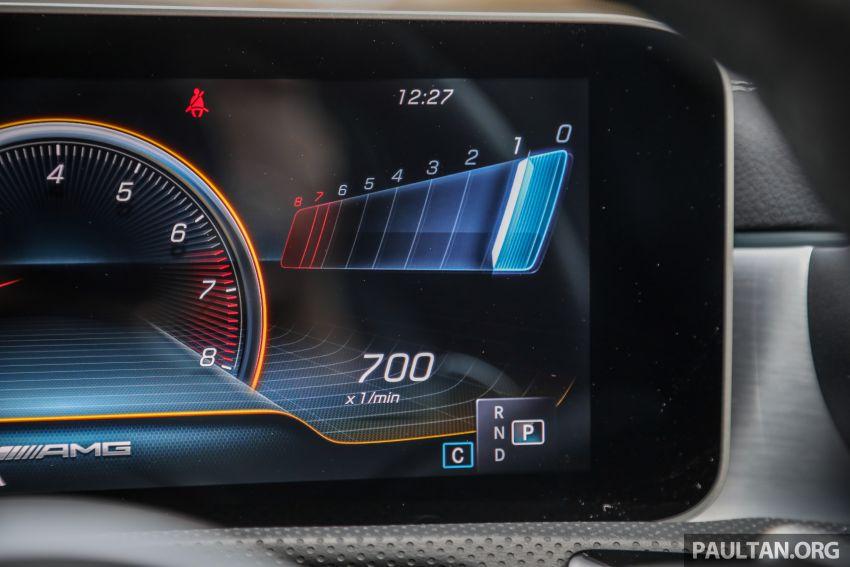 GALERI: Mercedes-AMG A35 4Matic Edition 1 W177 — harga dari RM367k, 2.0L turbo, 306 PS / 400 Nm Image #1158847