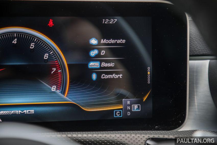GALERI: Mercedes-AMG A35 4Matic Edition 1 W177 — harga dari RM367k, 2.0L turbo, 306 PS / 400 Nm Image #1158850
