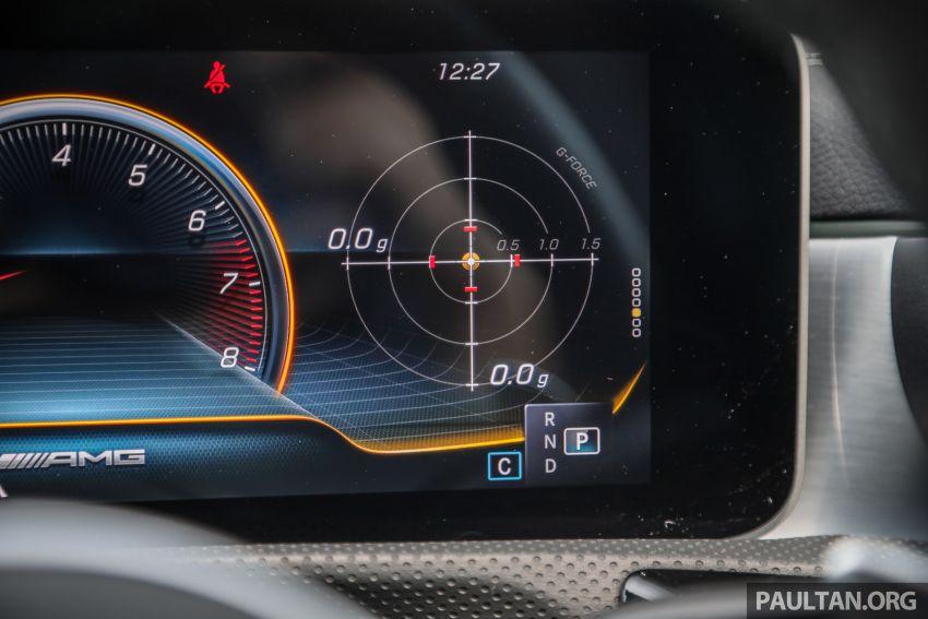GALERI: Mercedes-AMG A35 4Matic Edition 1 W177 — harga dari RM367k, 2.0L turbo, 306 PS / 400 Nm Image #1158851