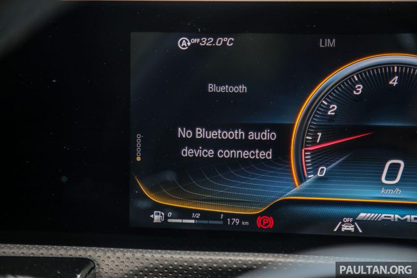 GALERI: Mercedes-AMG A35 4Matic Edition 1 W177 — harga dari RM367k, 2.0L turbo, 306 PS / 400 Nm Image #1158860