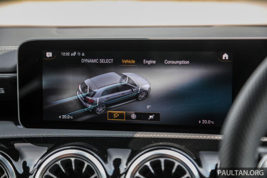 GALERI: Mercedes-AMG A35 4Matic Edition 1 W177 — harga dari RM367k, 2.0L turbo, 306 PS / 400 Nm Image #1158864