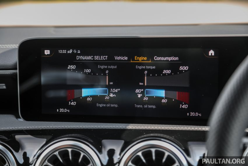 GALERI: Mercedes-AMG A35 4Matic Edition 1 W177 — harga dari RM367k, 2.0L turbo, 306 PS / 400 Nm Image #1158865