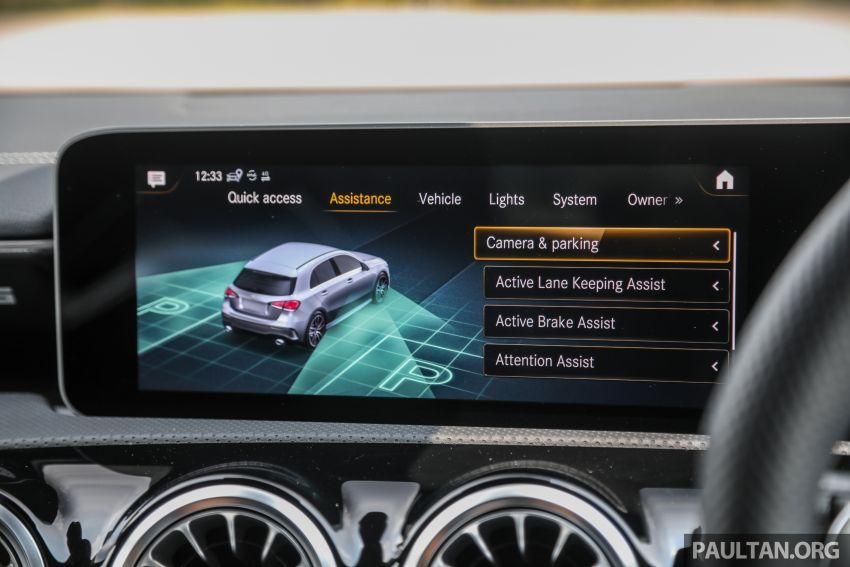 GALERI: Mercedes-AMG A35 4Matic Edition 1 W177 — harga dari RM367k, 2.0L turbo, 306 PS / 400 Nm Image #1158869