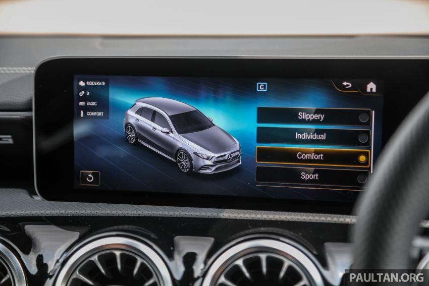 GALERI: Mercedes-AMG A35 4Matic Edition 1 W177 — harga dari RM367k, 2.0L turbo, 306 PS / 400 Nm Image #1158876