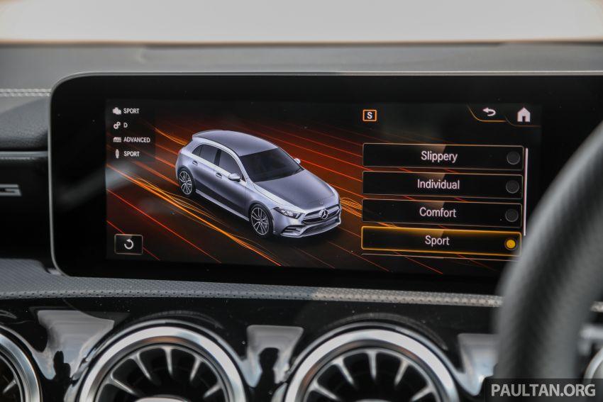 GALERI: Mercedes-AMG A35 4Matic Edition 1 W177 — harga dari RM367k, 2.0L turbo, 306 PS / 400 Nm Image #1158877