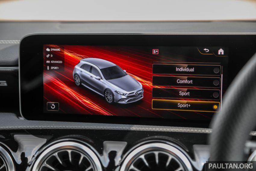 GALERI: Mercedes-AMG A35 4Matic Edition 1 W177 — harga dari RM367k, 2.0L turbo, 306 PS / 400 Nm Image #1158878