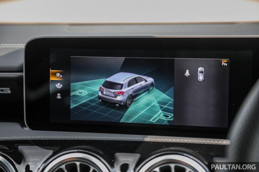 GALERI: Mercedes-AMG A35 4Matic Edition 1 W177 — harga dari RM367k, 2.0L turbo, 306 PS / 400 Nm Image #1158879