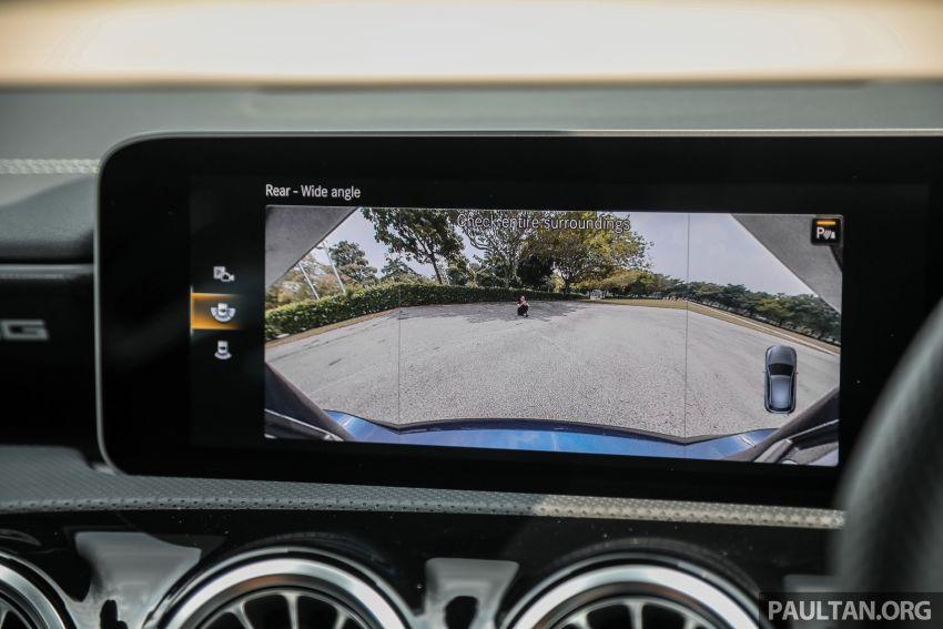 GALERI: Mercedes-AMG A35 4Matic Edition 1 W177 — harga dari RM367k, 2.0L turbo, 306 PS / 400 Nm Image #1158880