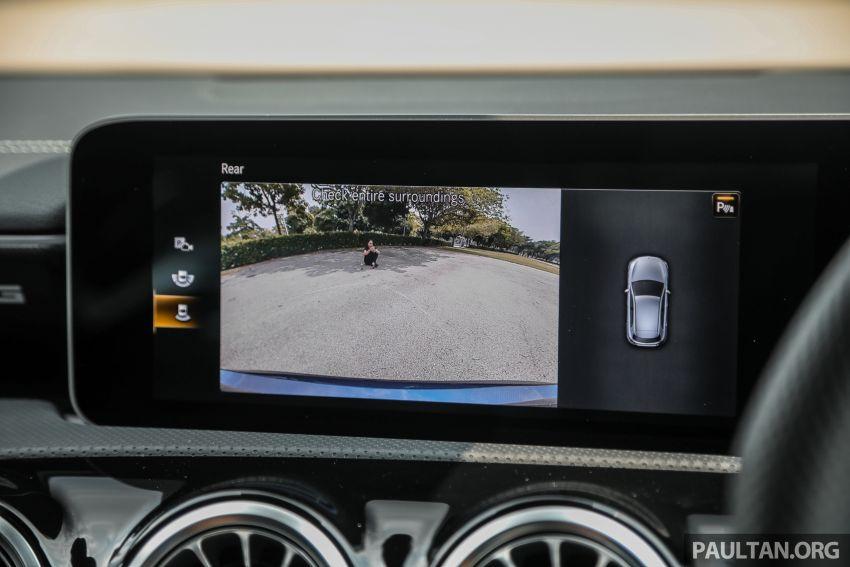 GALERI: Mercedes-AMG A35 4Matic Edition 1 W177 — harga dari RM367k, 2.0L turbo, 306 PS / 400 Nm Image #1158881
