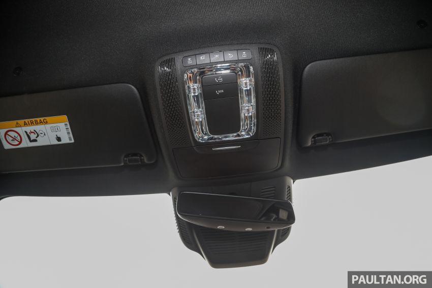 GALERI: Mercedes-AMG A35 4Matic Edition 1 W177 — harga dari RM367k, 2.0L turbo, 306 PS / 400 Nm Image #1158893