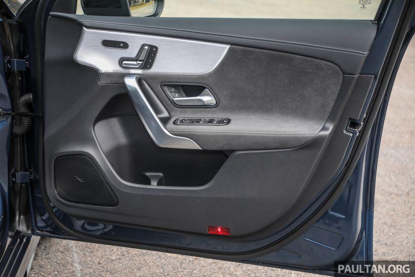 GALERI: Mercedes-AMG A35 4Matic Edition 1 W177 — harga dari RM367k, 2.0L turbo, 306 PS / 400 Nm Image #1158899