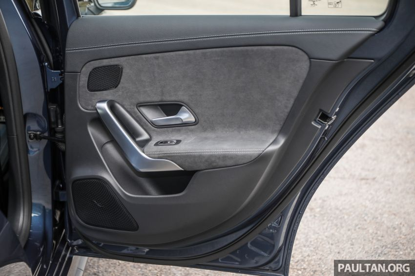 GALLERY: W177 Mercedes-AMG A35 4Matic Edition 1 hatchback – from RM367k; 2.0L turbo; 306 PS, 400 Nm Image #1158512