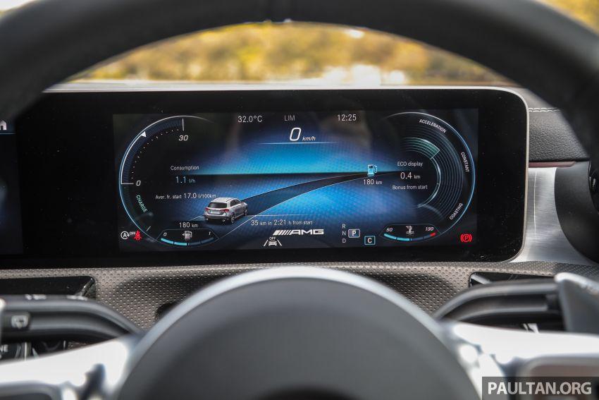 GALERI: Mercedes-AMG A35 4Matic Edition 1 W177 — harga dari RM367k, 2.0L turbo, 306 PS / 400 Nm Image #1158837