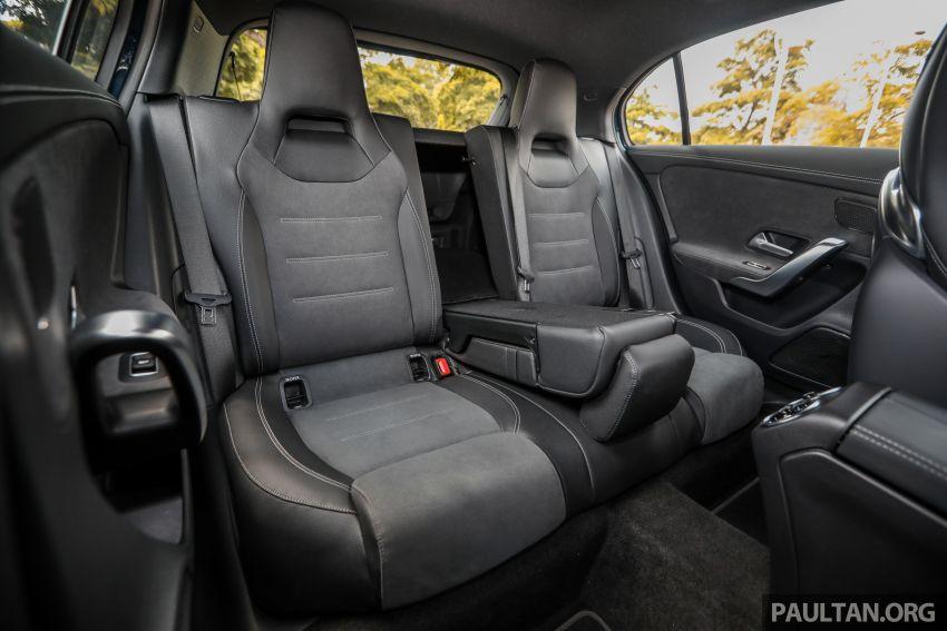 GALERI: Mercedes-AMG A35 4Matic Edition 1 W177 — harga dari RM367k, 2.0L turbo, 306 PS / 400 Nm Image #1158913