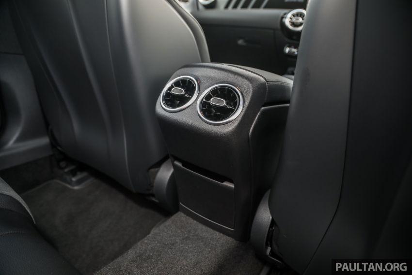 GALERI: Mercedes-AMG A35 4Matic Edition 1 W177 — harga dari RM367k, 2.0L turbo, 306 PS / 400 Nm Image #1158916
