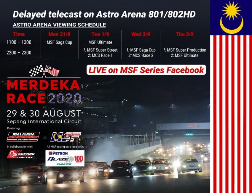 Merdeka Race 2020 happens this weekend – watch MSF Enduro + MCS live on FB, Astro delayed telecast Image #1169015