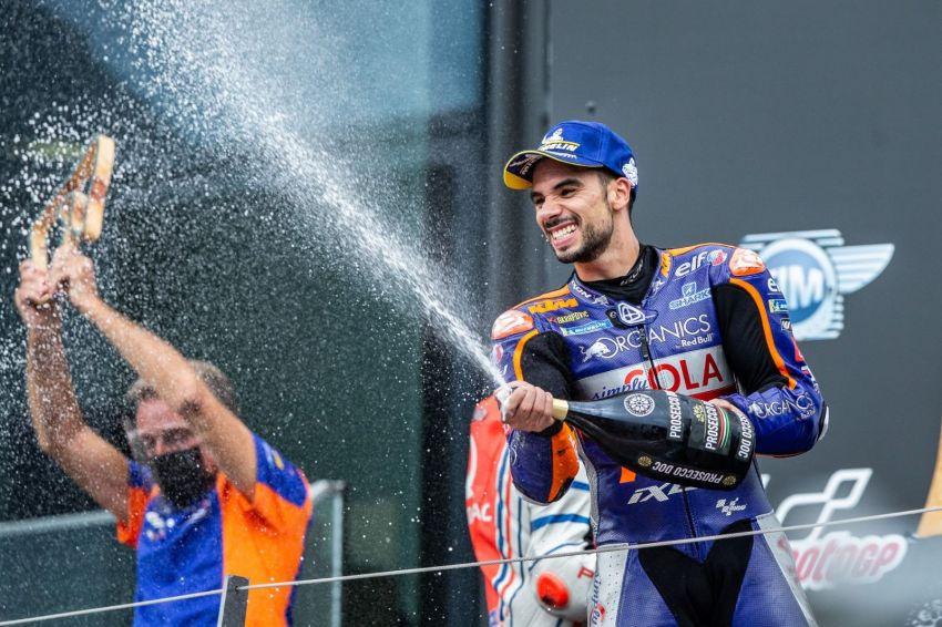 2020 MotoGP: 900th MotoGP race a thriller for the ages Image #1165186
