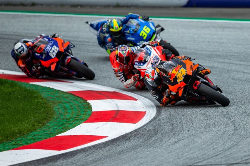 2020 MotoGP: 900th MotoGP race a thriller for the ages Image #1165187