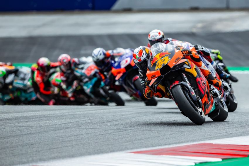2020 MotoGP: 900th MotoGP race a thriller for the ages Image #1165188