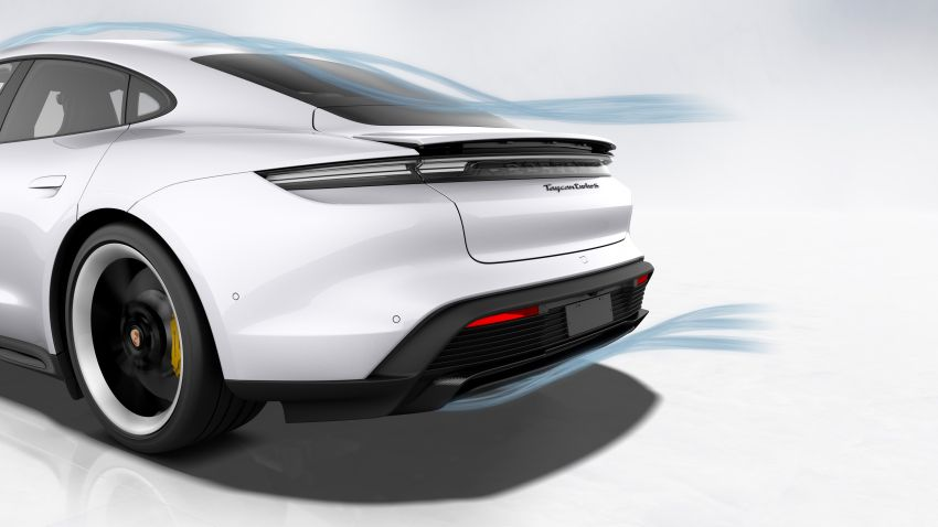 2021 Porsche Taycan – quicker acceleration, new charging functions, additional equipment and colours Image #1163932