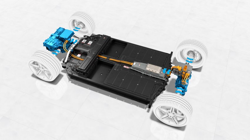 2021 Porsche Taycan – quicker acceleration, new charging functions, additional equipment and colours Image #1163950