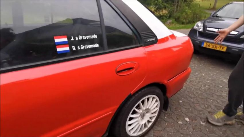 Project Proton – meet the first Proton Wira to go on the Nurburgring and the two Dutch brothers that built it Image #1156628