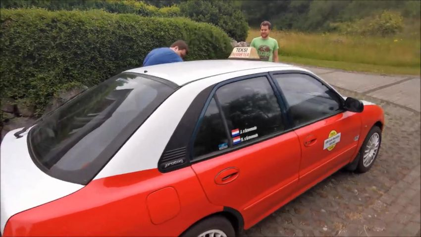 Project Proton – meet the first Proton Wira to go on the Nurburgring and the two Dutch brothers that built it Image #1156622
