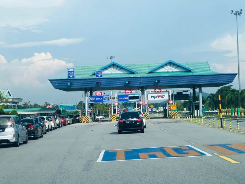 RFID reaches 10% take-up rate in northern region; to replace SmartTAG lanes at smaller toll plazas: PLUS Image #1155481