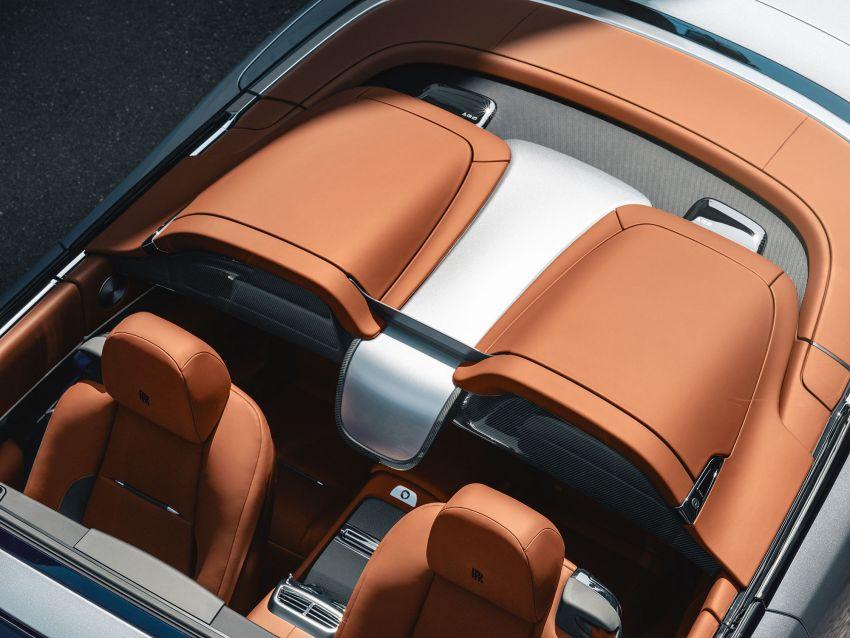 Rolls-Royce Dawn Silver Bullet – 2-seater, 50-unit LE Image #1167365