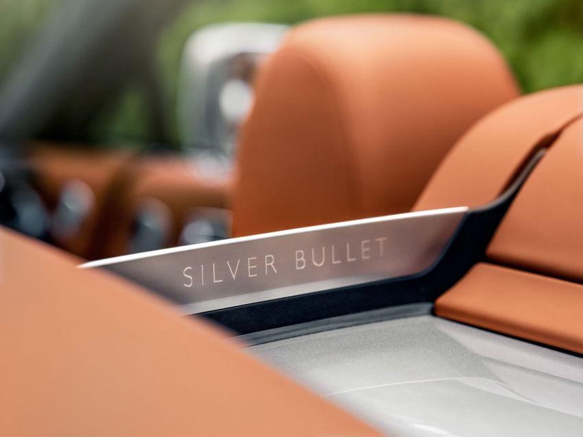 Rolls-Royce Dawn Silver Bullet – 2-seater, 50-unit LE Image #1167368