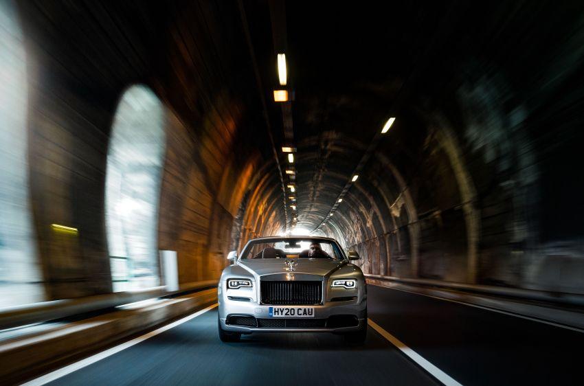 Rolls-Royce Dawn Silver Bullet – 2-seater, 50-unit LE Image #1167352