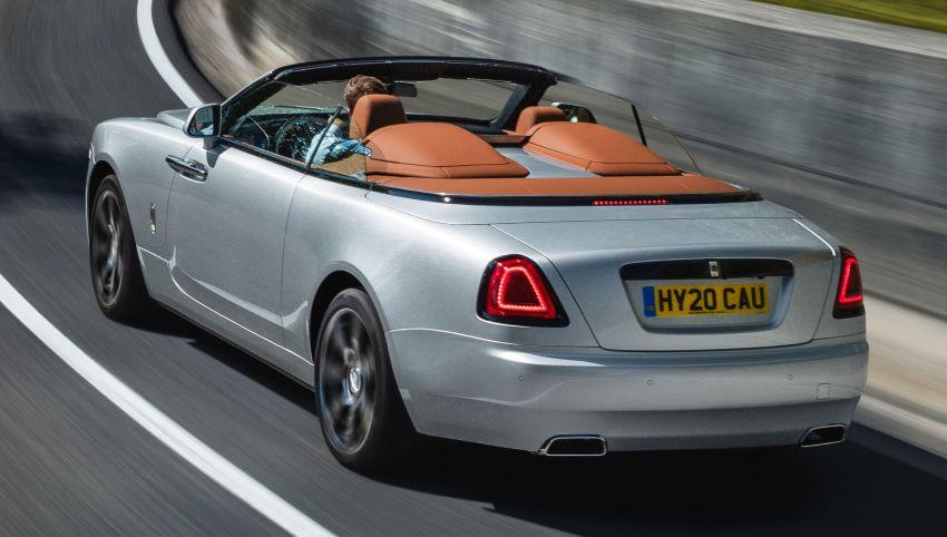 Rolls-Royce Dawn Silver Bullet – 2-seater, 50-unit LE Image #1167355