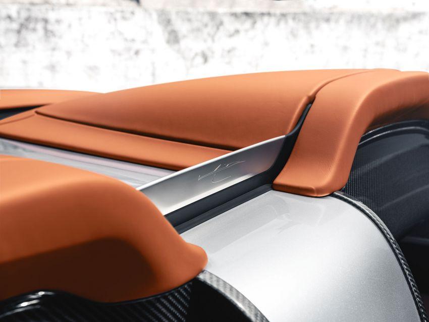 Rolls-Royce Dawn Silver Bullet – 2-seater, 50-unit LE Image #1167361