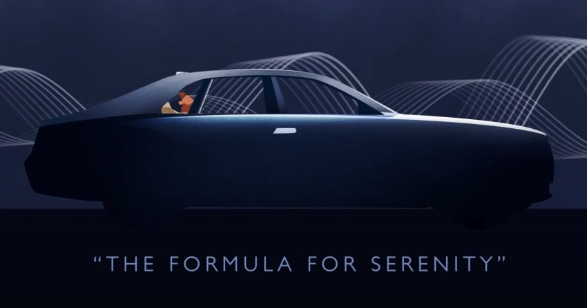 New Rolls-Royce Ghost features over 100 kg of sound-absorbing materials – to debut in the next few months Image #1163279