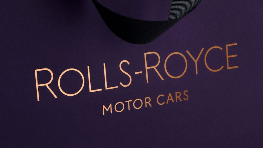 Rolls-Royce unveils new brand identity, Purple Spirit signature colour – now calls itself a 'House of Luxury' Image #1166706