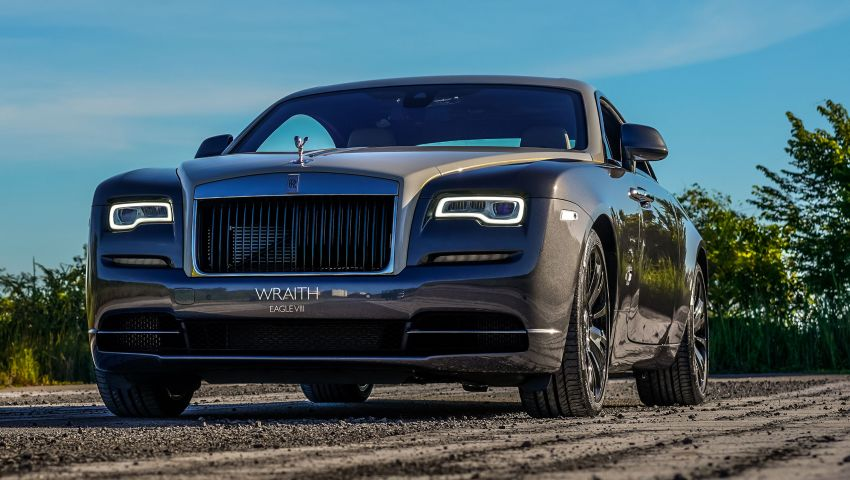 Rolls-Royce Wraith Eagle VIII – LE marks first non-stop transatlantic flight, 1 of 50 sold for RM3.3m in Malaysia Image #1159965
