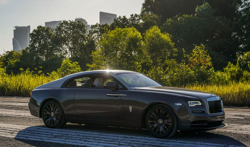 Rolls-Royce Wraith Eagle VIII – LE marks first non-stop transatlantic flight, 1 of 50 sold for RM3.3m in Malaysia Image #1159966