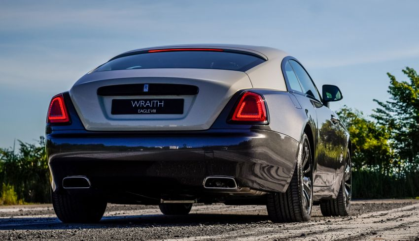 Rolls-Royce Wraith Eagle VIII – LE marks first non-stop transatlantic flight, 1 of 50 sold for RM3.3m in Malaysia Image #1159975