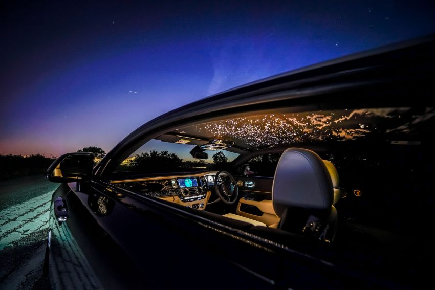 Rolls-Royce Wraith Eagle VIII – LE marks first non-stop transatlantic flight, 1 of 50 sold for RM3.3m in Malaysia Image #1159979