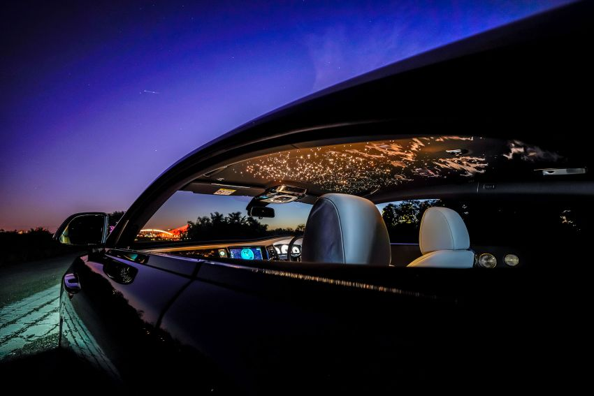 Rolls-Royce Wraith Eagle VIII – LE marks first non-stop transatlantic flight, 1 of 50 sold for RM3.3m in Malaysia Image #1159980