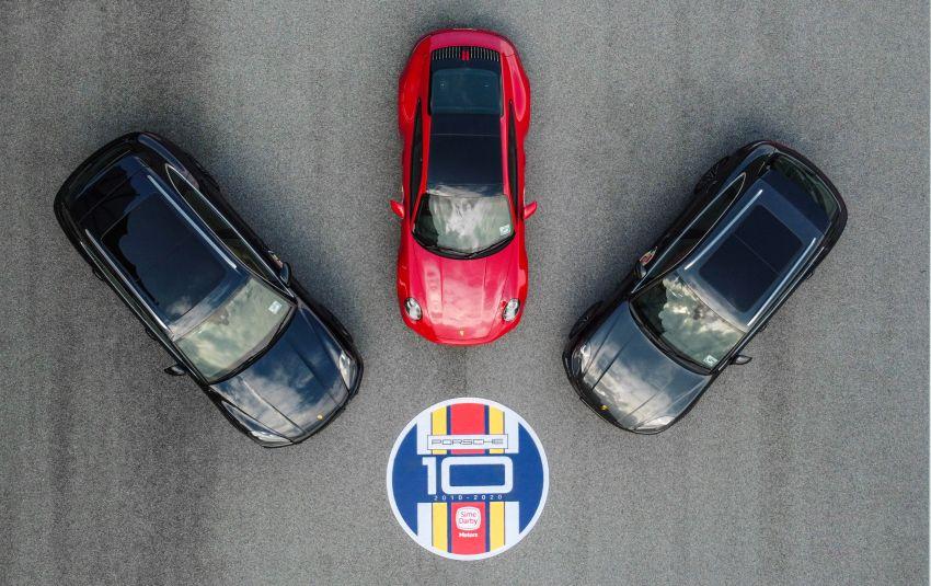 Porsche importer Sime Darby Auto Performance celebrates 10th anniversary – 36 launches in a decade Image #1162720