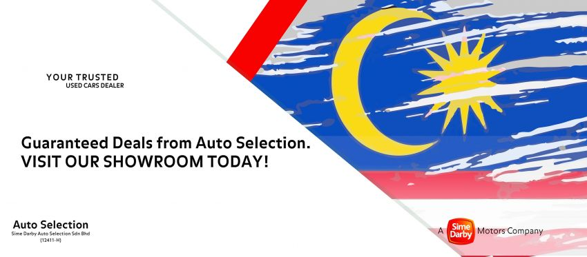 AD: Sime Darby Auto Selection Merdeka Specials from August 7-9 – enjoy great deals on pre-owned models Image #1156027