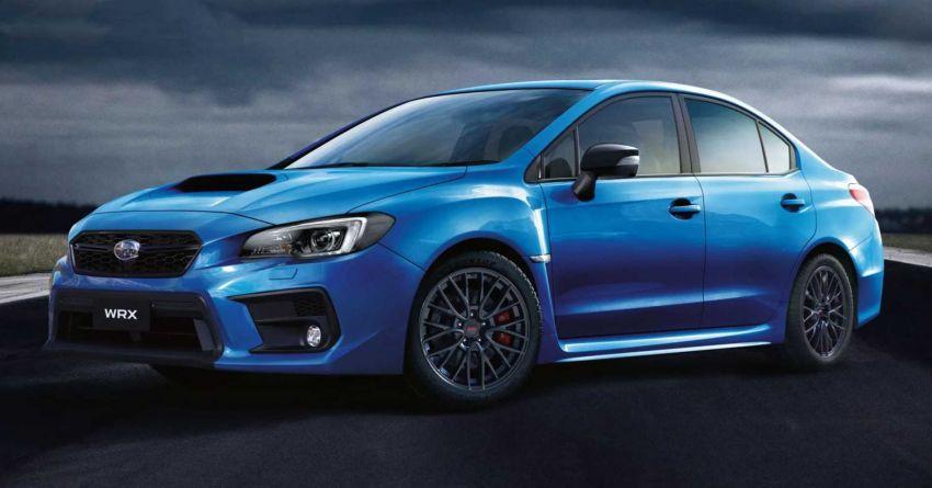 Subaru WRX Club Spec debuts in Australia – 150 units Image #1158749