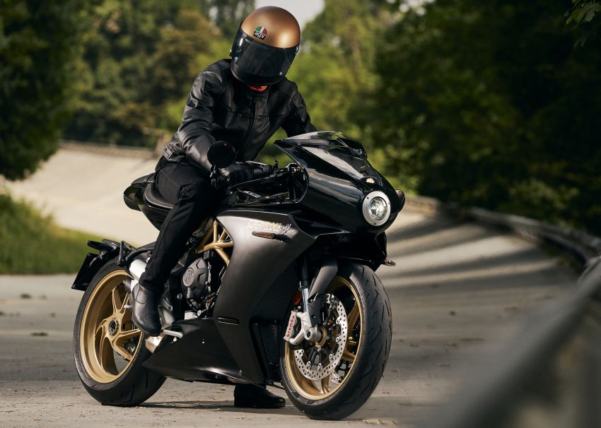 2020 MV Agusta Superveloce 800, RM93,272 in Europe Image #1157240