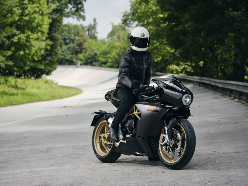 2020 MV Agusta Superveloce 800, RM93,272 in Europe Image #1157243