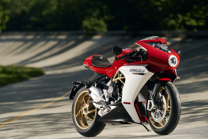 2020 MV Agusta Superveloce 800, RM93,272 in Europe Image #1157241