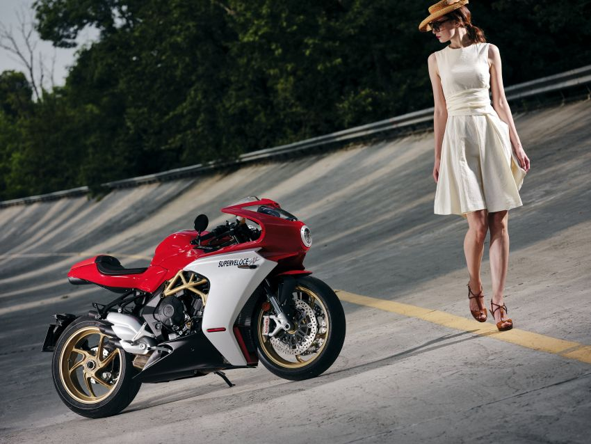 2020 MV Agusta Superveloce 800, RM93,272 in Europe Image #1157242