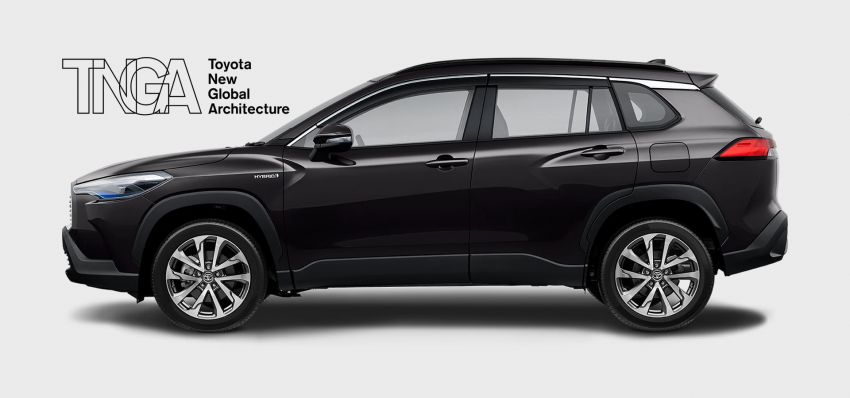 Toyota Corolla Cross launched in Indonesia – 1.8L petrol and hybrid variants, RM131,200 to RM142,700 Image #1157348