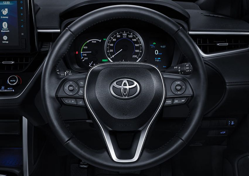 Toyota Corolla Cross launched in Indonesia – 1.8L petrol and hybrid variants, RM131,200 to RM142,700 Image #1157376